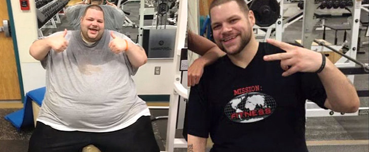 You Have to See This Man's Incredible Taylor Swift-Inspired Weight-Loss Transformation