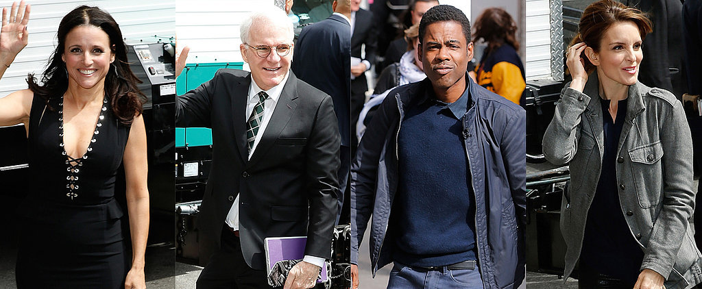 See the Stars Who Stepped Out For David Letterman's Final Show!