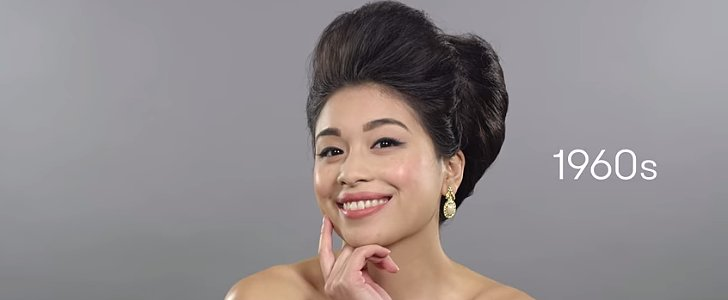 Watch the Evolution of Filipino Beauty Over 100 Years in Just 1 Minute