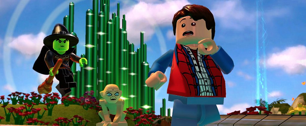 Lego Dimensions Will Bring Your Kids' Building Sets to Life