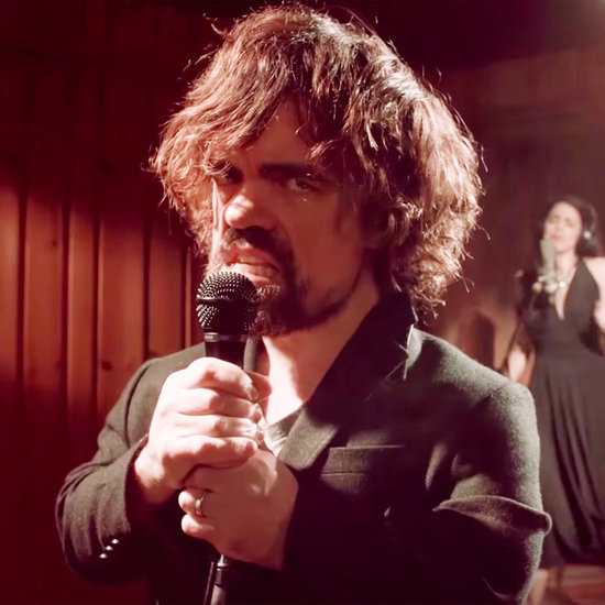 Peter Dinklage Sings About Game of Thrones