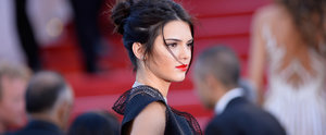 Kendall Jenner Just Wore a Crop Top on the Cannes Red Carpet