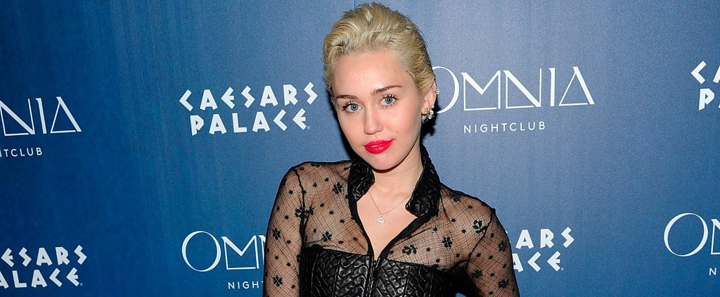 You Will Definitely Recognize Miley Cyrus's New BFF