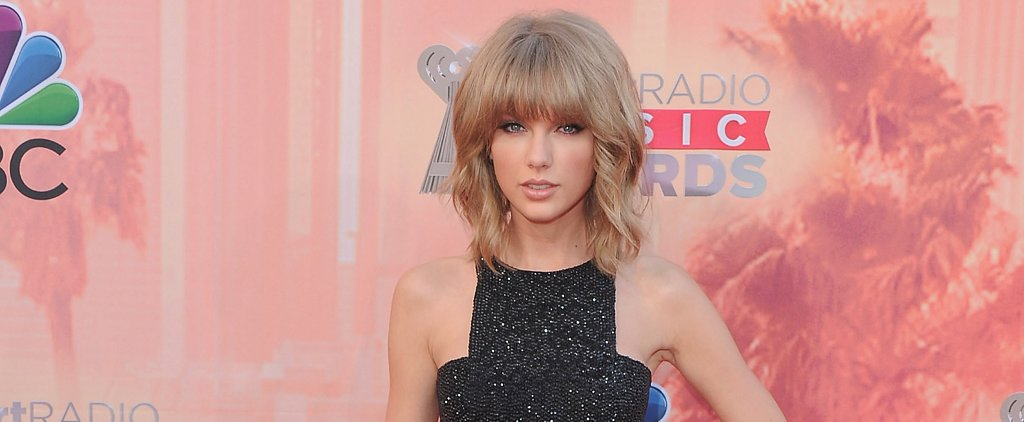Is a Taylor Swift and Calvin Harris Collaboration in the Works?