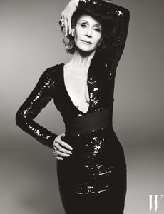 Jane Fonda's W Magazine Cover