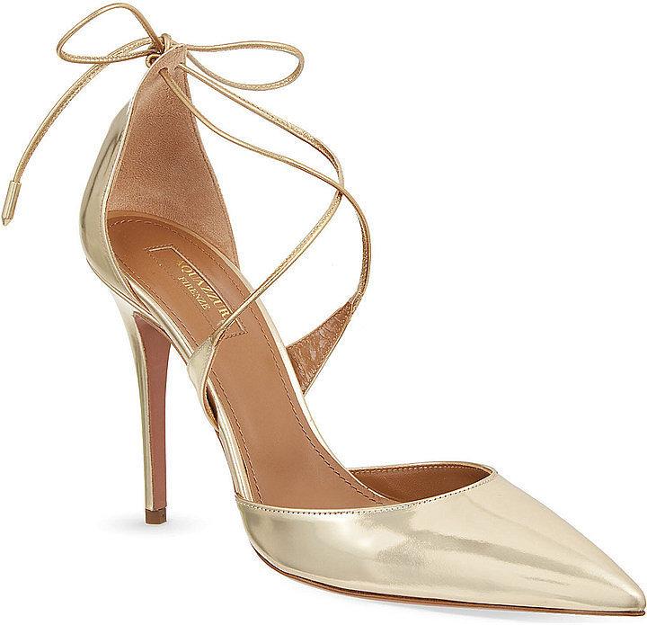 Aquazurra Matilde 105 Heeled Sandals