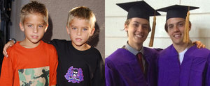 Whoa, the Twins From the Movie Big Daddy Just Graduated From NYU