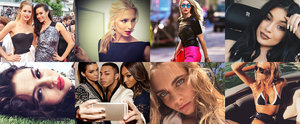 The Sexy Celeb Snaps From The Week You Might Have Missed