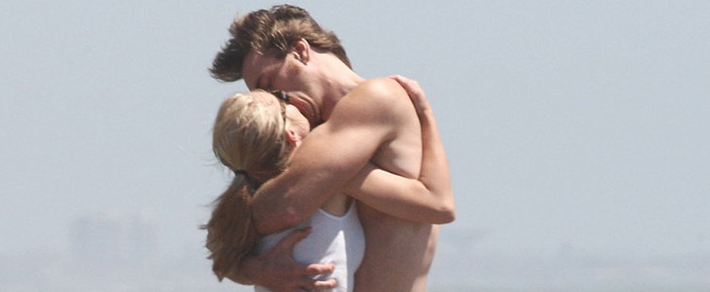 Celebrities Love Showing Hot Summer PDA