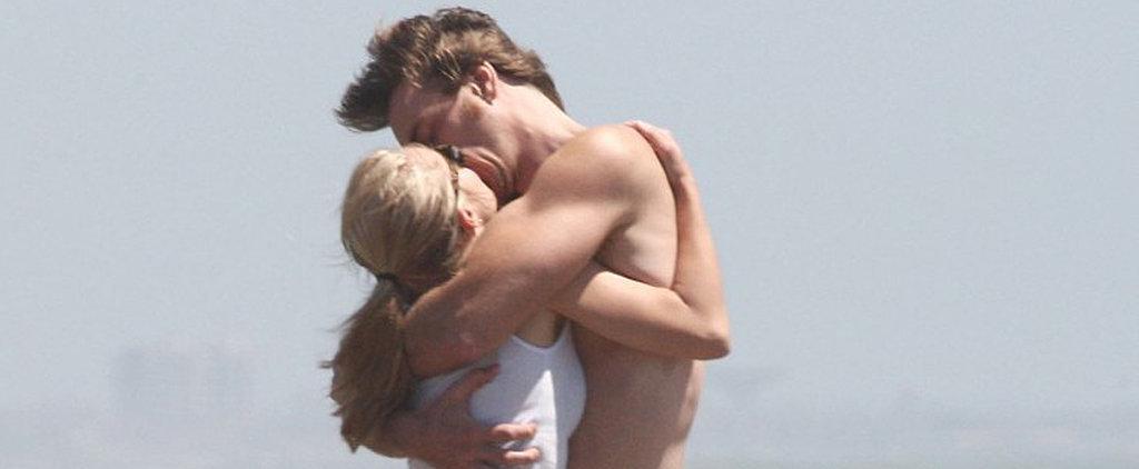 Celebrities Love Showing Hot Summer PDA