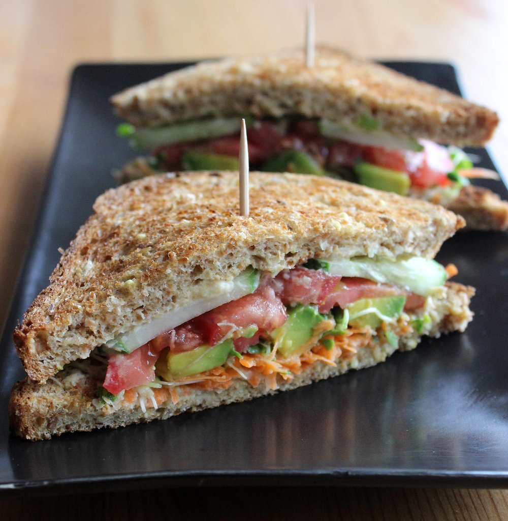 Home-Made Lunches Under 400 Calories | POPSUGAR Fitness Australia