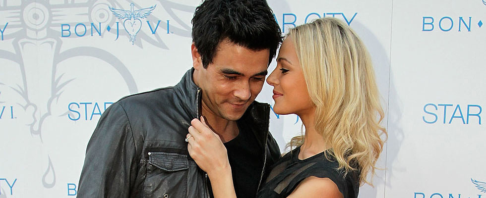 Pass the Tissues! These Are Our Favourite Jessica Marais and James Stewart Moments