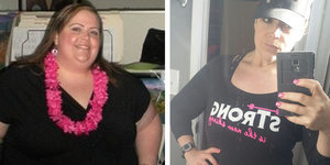 Melissa King Lost 235 Pounds So She Could Live Out Her Dreams of Hiking, Ziplining And Skydiving