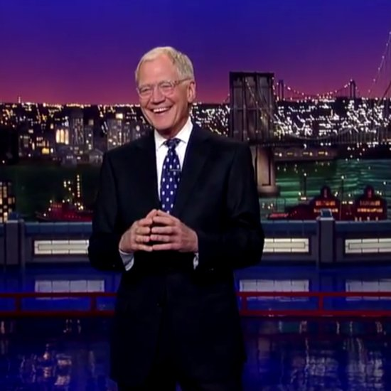 David Letterman Final Monologue May 2015