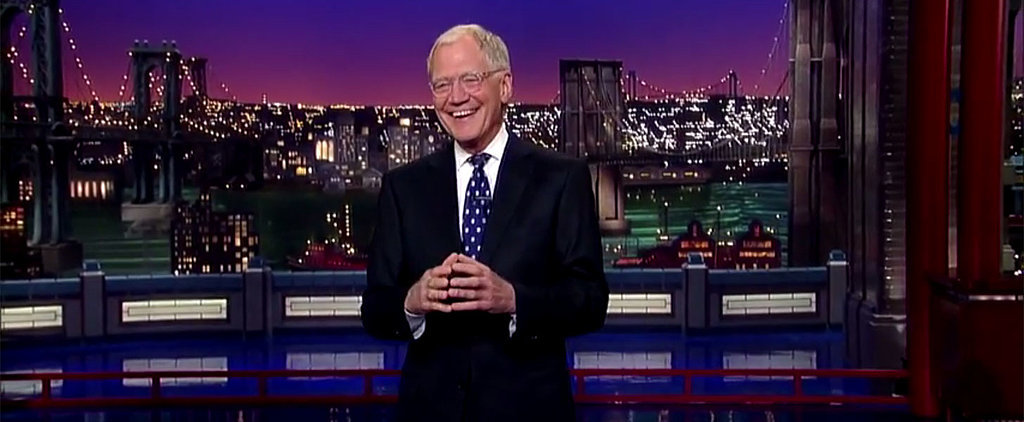 David Letterman's Final Monologue Makes Fun of NBC, Scientology