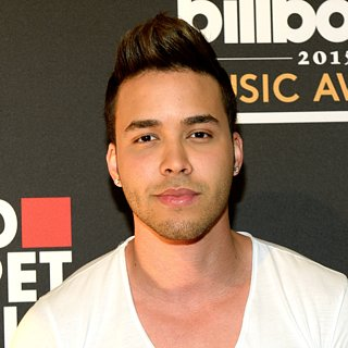 Taylor Swift Hangs Out With Prince Royce