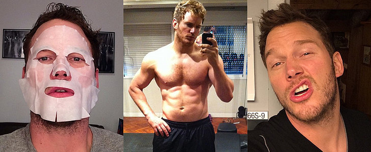 It's Time to Address How Hilarious Chris Pratt Is on Instagram