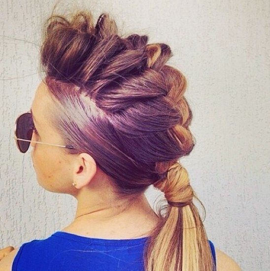 Pictures of The Best Braids on Instagram