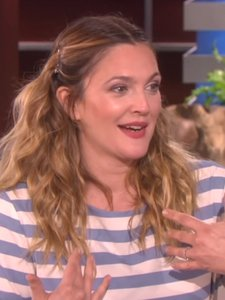 Drew Barrymore's Impression of Her Kid Is Hilarious