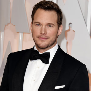 Chris Pratt Elle Interview Quotes About Anna Faris