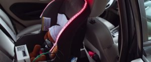 The Genius Car Seat Accessory That Solves Every Parent's Worst Fear