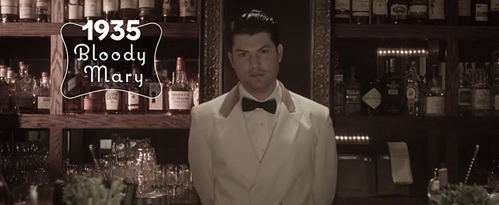 See 100 Years of Cocktail History in Under 2 Minutes