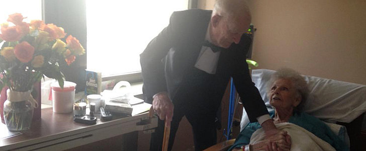 Your Heart Will Burst After Seeing What This Elderly Man Did For His Wife