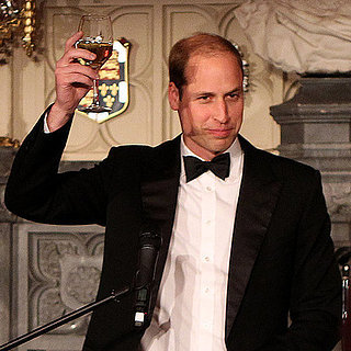 Prince William Hosts Birthday Party at Queen's Castle