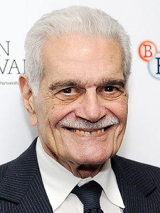 Lawrence of Arabia Star Omar Sharif Is Suffering from Alzheimer's, Says Son