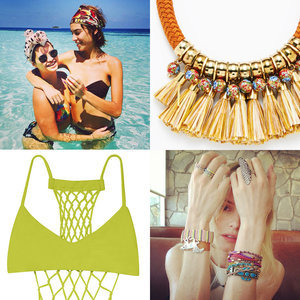 How To Vacation Like An It Girl