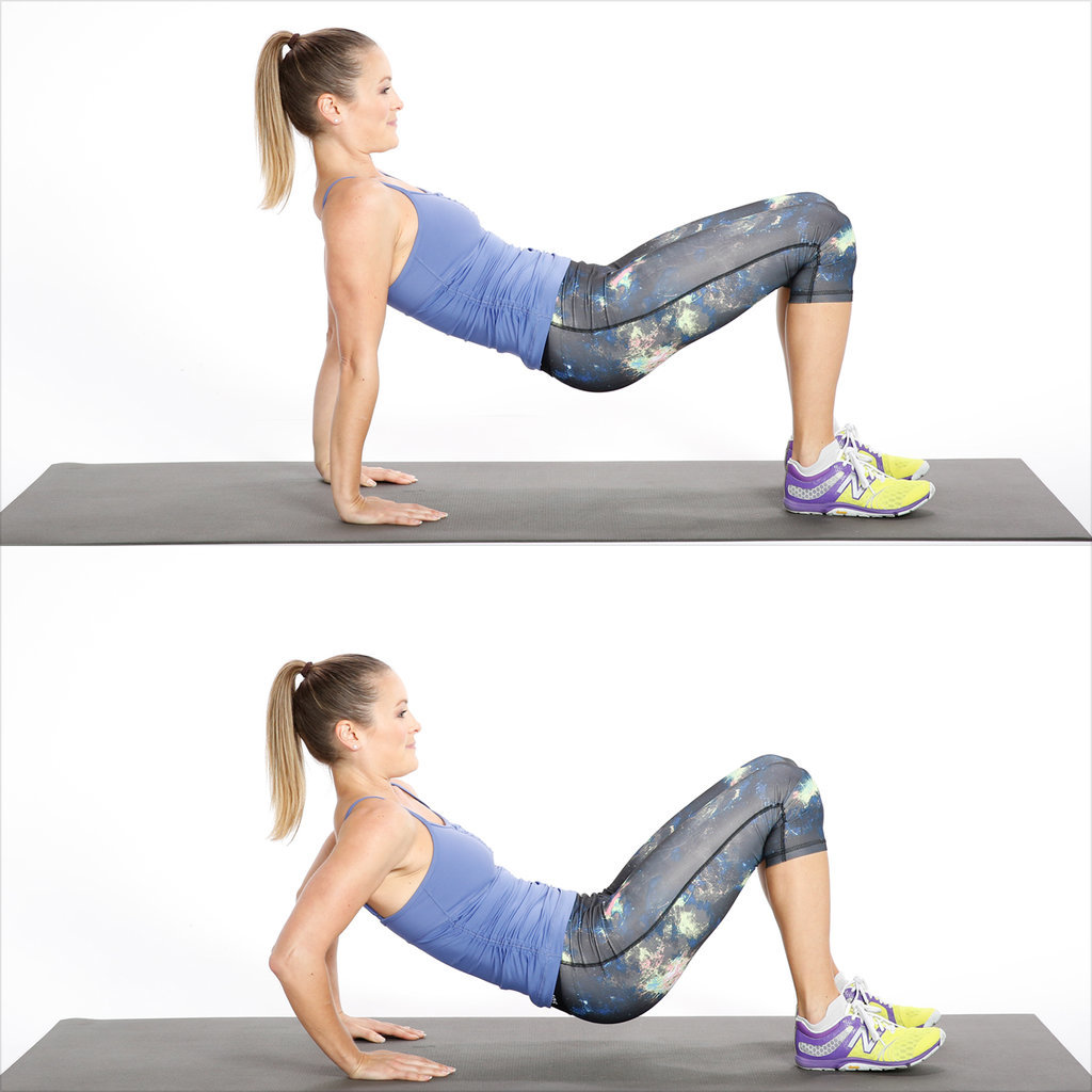 Upper Body: Triceps Dip