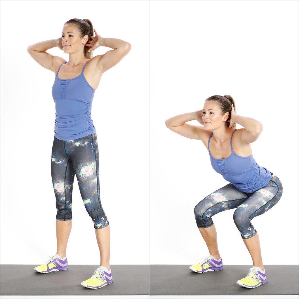 Lower Body: Basic Squat