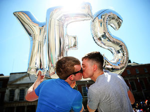 Ireland Set to Become World's First Country to Approve Gay Marriage by Popular Vote