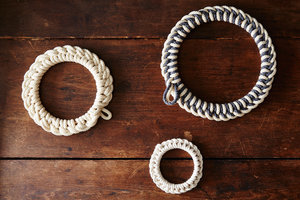 How to Make Your Own Knotted Rope Trivets