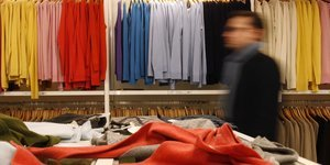 How a Japanese clothing brand got men to love shopping