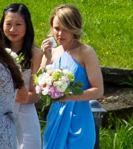 Rachel McAdams Tears Up While Serving as Bridesmaid at Sister Kayleen's Wedding: Photos