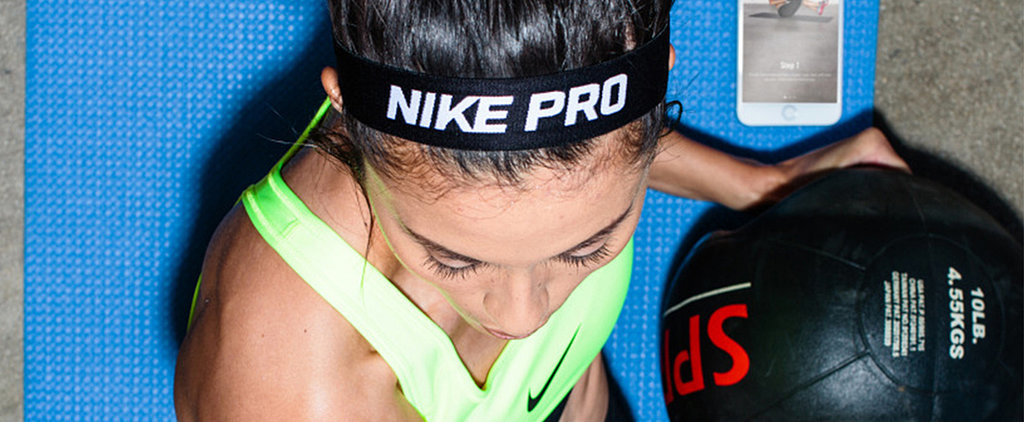 This NIKE App Is All You Need For Workout Motivation