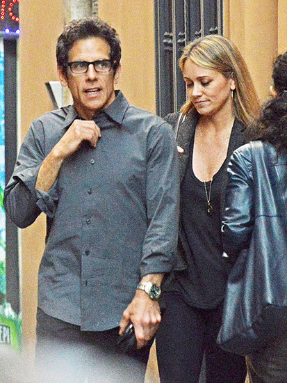 Ben Stiller Steps Out with Wife for the First Time Since Mom Anne Meara's Death, Thanks Fans for Support