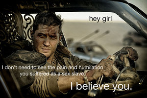 Hey Girl, This Feminist Mad Max Meme Is Pretty Perfect