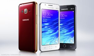 Samsung's Tizen Z1 Smartphone Is Number One! (In Bangladesh)