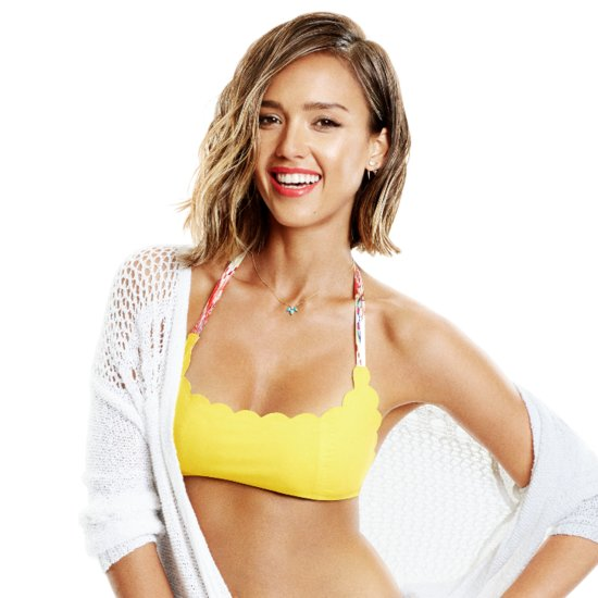 Jessica Alba Covers Shape Magazine June 2015