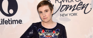 Lena Dunham Shares a Lingerie Snap With the Perfect Caption