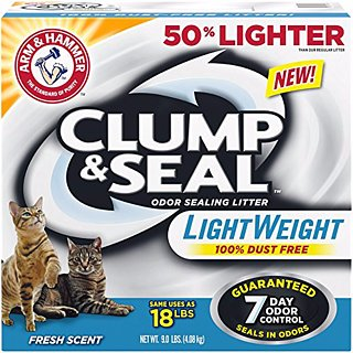 Arm & Hammer Lightweight Cat Litter Review