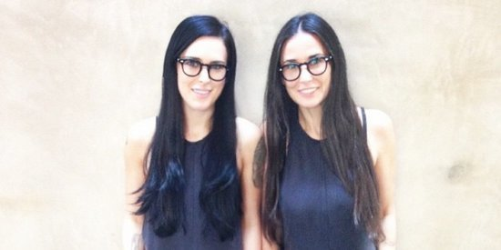 Rumer Willis And Demi Moore Look Like Twins In New Instagram Photo