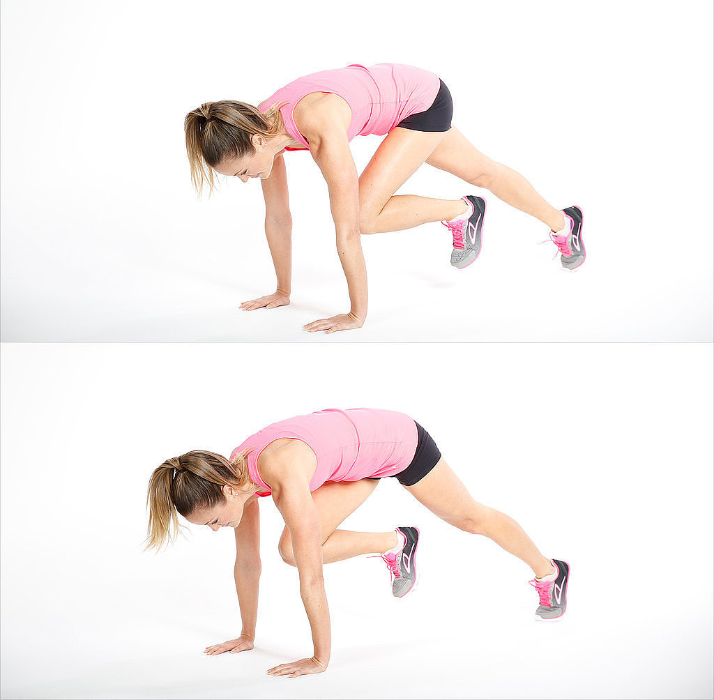 Mountain Climber | 12 Easy-to-Follow Moves That Chisel ...