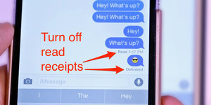 How to make texting on your iPhone as private as possible