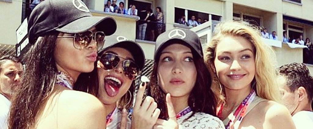 Kendall Jenner Took Over the Monaco Grand Prix With Her Squad of Girlfriends