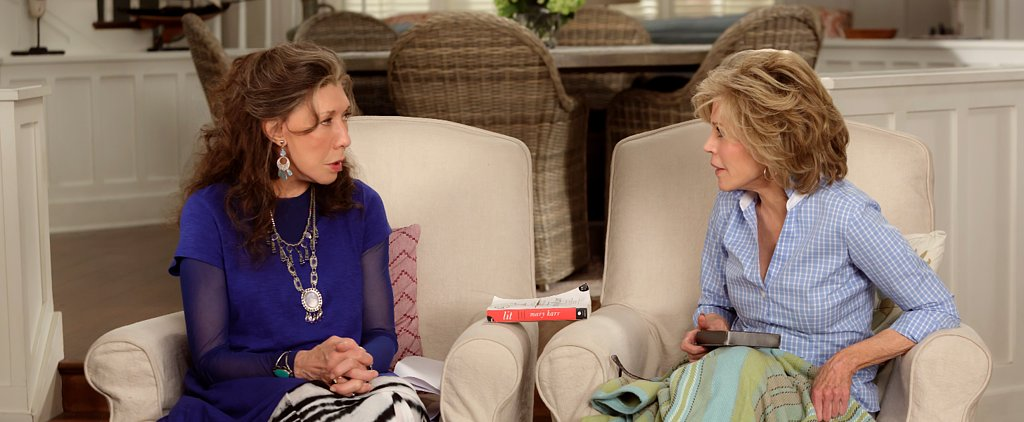 Netflix Renews Grace and Frankie For a Second Season