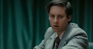 Tobey Maguire Cracks Up as Bobby Fischer in 'Pawn Sacrifice' Trailer