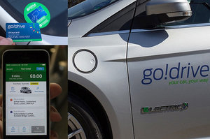 Ford's GoDrive Car-Sharing Service Debuts In London